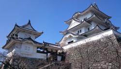 上野城天守